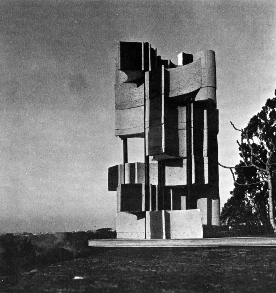 Paolo Portoghesi, Casa Baldi, Roma 1959-61