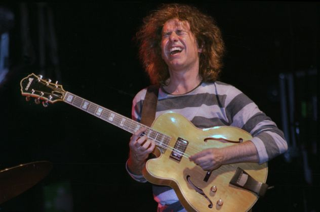 Pat Metheny. Photo Angelo Redaelli, 2004