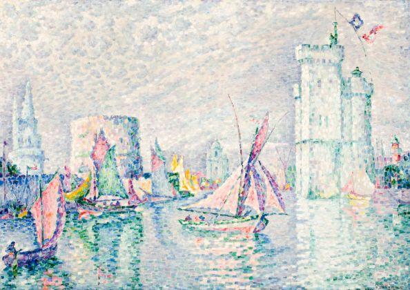 Paul Signac, La rochelle, 1912. Johannesburg Art Gallery