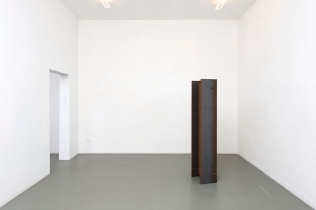 Pedro Cabrita Reis. Exhibition view at Magazzino, Roma 2017