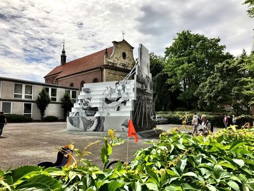 Peles Empire, Skulptur Projekte Münster 2017