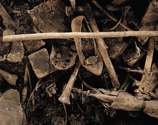 Peter Hugo, Genocide site, Ntarama Catholic Church, Rwanda, III, 2004. Courtesy private collection, Ginevra