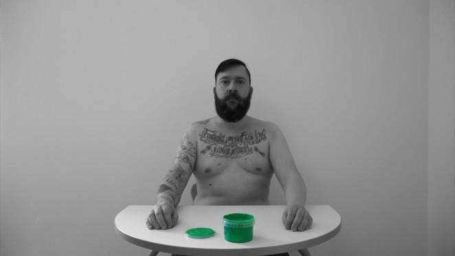 Pier Giorgio De Pinto, Digital Fingerpaint, 2013