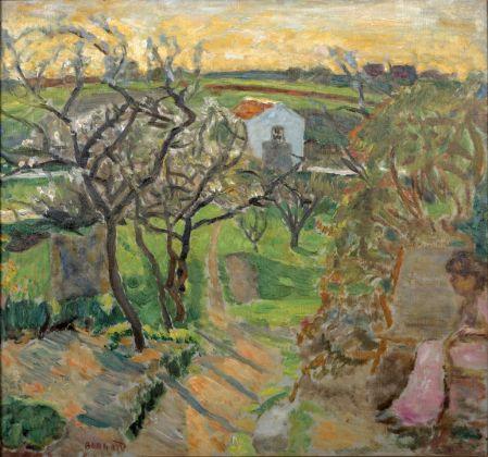 Pierre Bonnard, Tramonto primaverile, 1909. Johannesburg Art Gallery