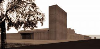 Progetto architettonico sede centrale Musil