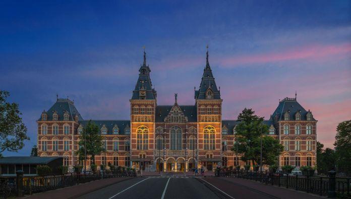 Rijksmuseum, Amsterdam. Photo credits John Lewis Marshall