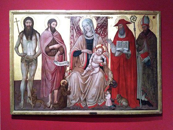 Rinascimento Segreto. Exhibition view at Museo Archeologico, Fano, Palazzo Malatestiano, Pesaro, Palazzo Ducale, Urbino