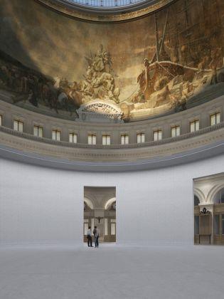 Rotonde, ArtefactoryLab, Courtesy Collection Pinault Paris