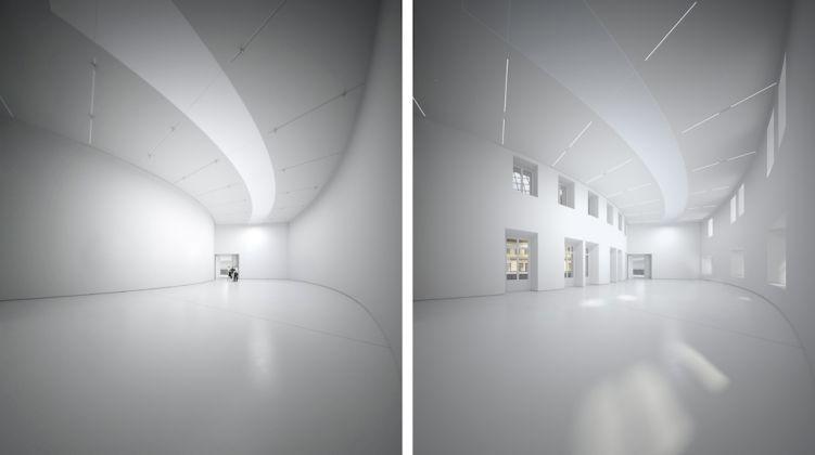 Salle d'exposition, Artefactory, Courtesy Collection Pinault Paris