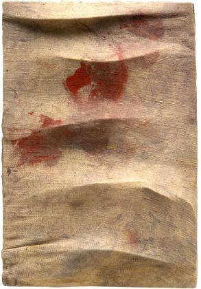 Salvatore Scarpitta, Senza titolo, 1958. Collezioni Intesa Sanpaolo © Archivio Attività Culturali, Intesa Sanpaolo. Photo Paolo Vandrasch