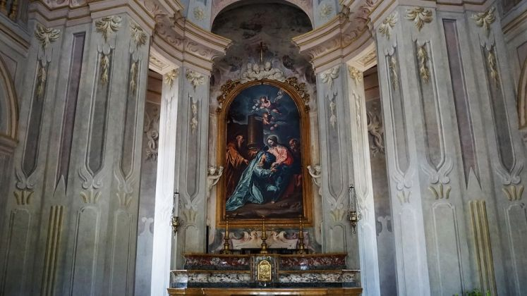 Santuario del Valinotto, Virle. Photo Arianna Nitri