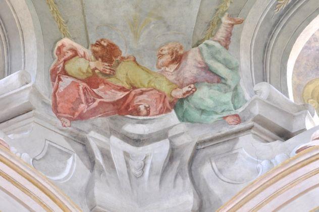 Santuario del Valinotto, Virle. Photo courtesy Consorzio San Luca per la Cultura, l'Arte e il Restauro
