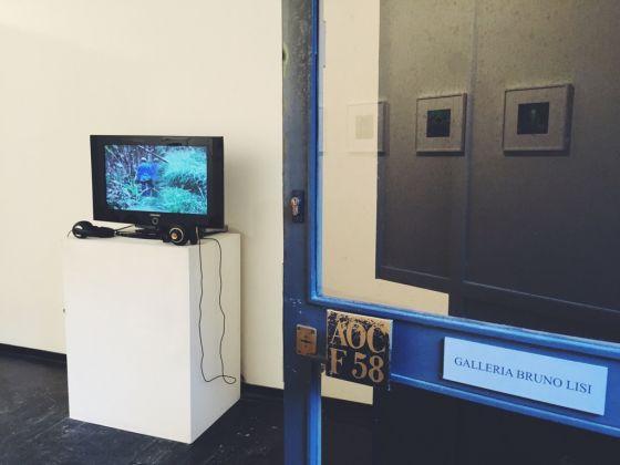 Sara D'Uva. The Unseen. Exhibition view at AOC F58, Roma 2017. Photo Davide D'Agnilli