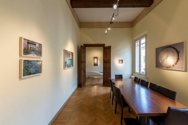 Silvia Camporesi. Atlas Italiae. Tabula ferrarense. MLB Maria Livia Brunelli home gallery, Ferrara 2017