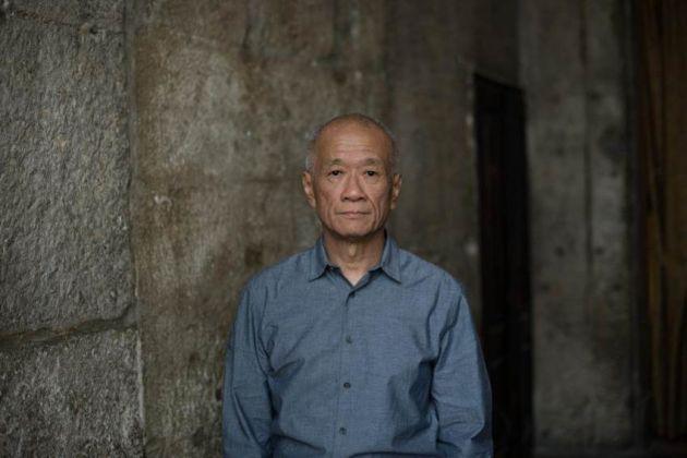 Tehching Hsieh. Photo © Hugo Glendinning