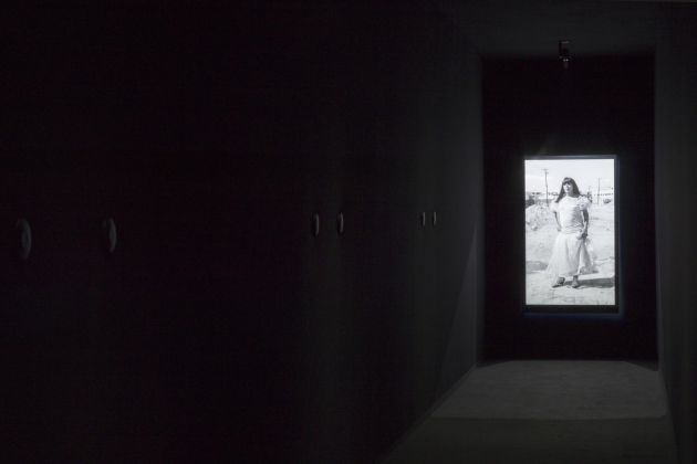 Teresa Margolles, Il Testimone, 2017. Courtesy l'artista. Photo Rafael Burillo