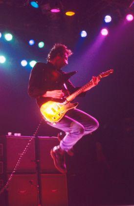 The Who. Photo Bruno Marzi, 1981