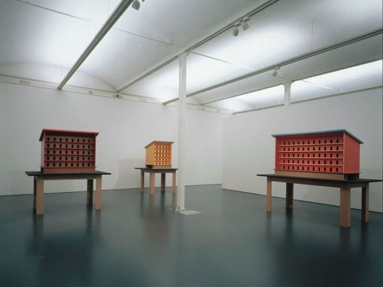 Thomas Schütte, For the birds, 1997