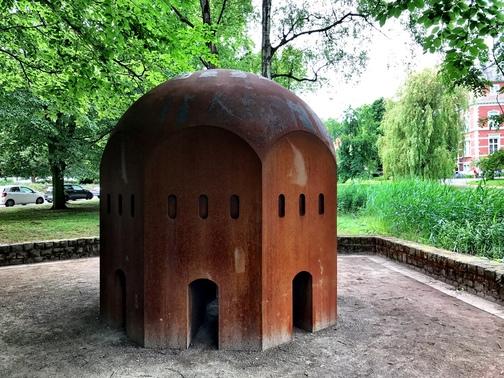 Thomas Schutte, Skulptur Projekte Münster 2017