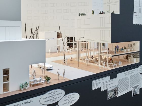 Together! The New Architecture of the Collective. Exhibitin view at Vitra Design Museum, Weil am Rhein 2017. Photo Mark Niedermann