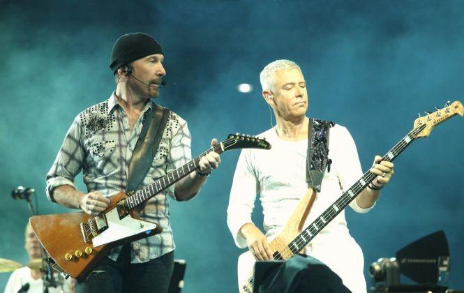 U2. Photo Bruno Marzi, 2010
