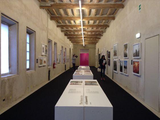 Up to Now. Fabrica Photograpy. Exhibition view at Chiostri di San Pietro, Reggio Emilia 2017. Photo Marta Santacatterina