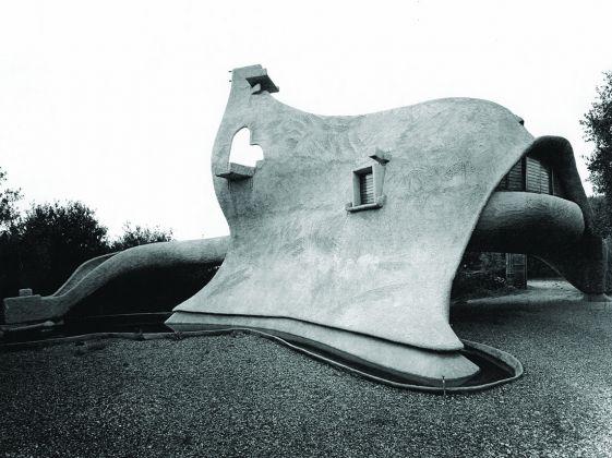 Vittorio Giorgini, Casa Saldarini, 1962, Baratti (LI), Courtesy Associazione B.A.Co. – Archivio Vittorio Giorgini