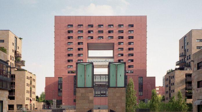 Vittorio Gregotti, Università Milano Bicocca, 1986 99