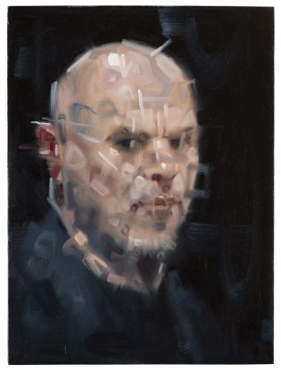 Wainer Vaccari, Autoritratto, 2015