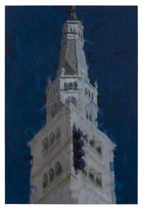 Wainer Vaccari, Di Torre In Torre, 2016