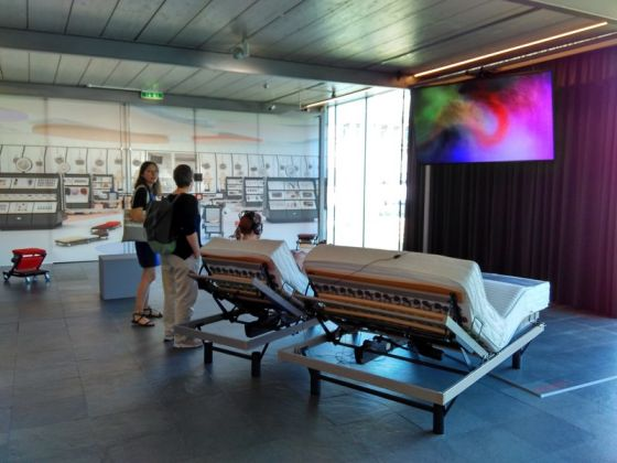 Work it, feel it! Kunsthalle Wien