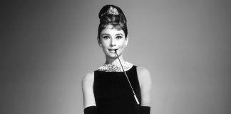 Audrey Hepburn in Colazione da Tiffany