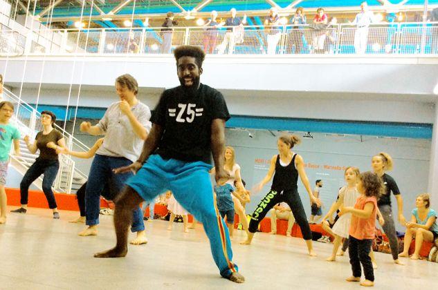 Marinella Senatore The School of Narrative Dance