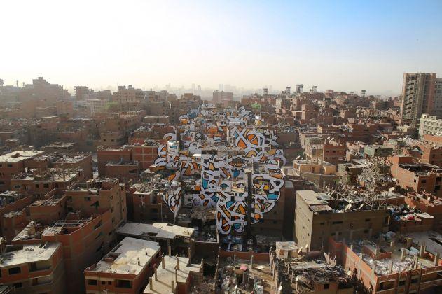 el Seed, Il Cairo, sobborgo di Manshiyat Naser, 2016. Courtesy of Galleria Patricia Armocida