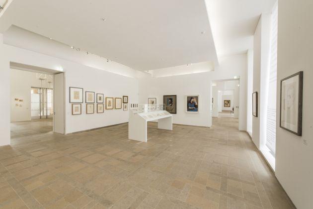 Olga Picasso, le immagini della mostra, ph. Philippe Fuzeau, courtesy Musée Picasso
