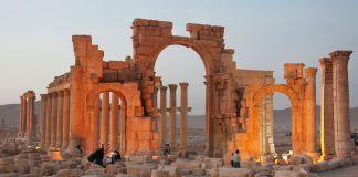 Palmira in Siria