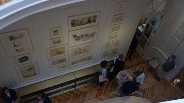 Pianterreno, Fondazione Norman Foster