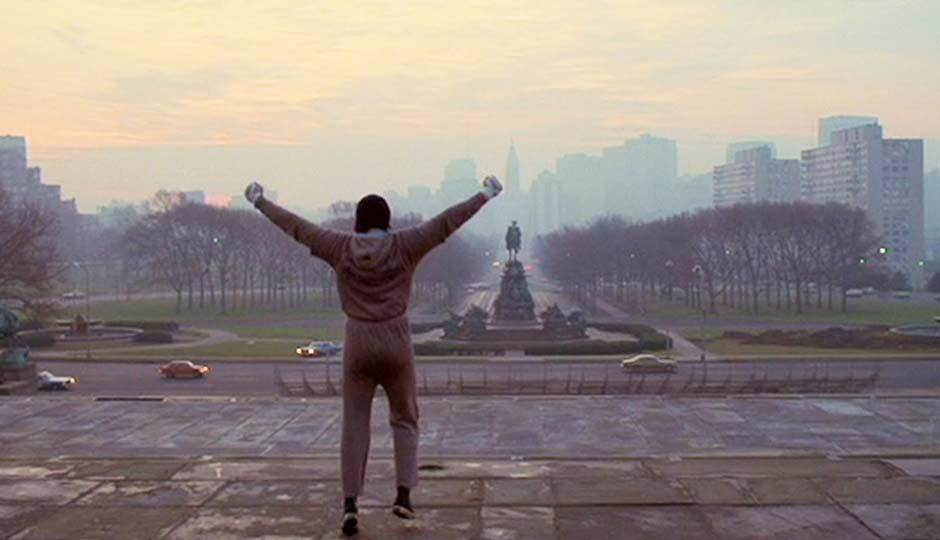 Rocky al Philadelphia Museum of Art