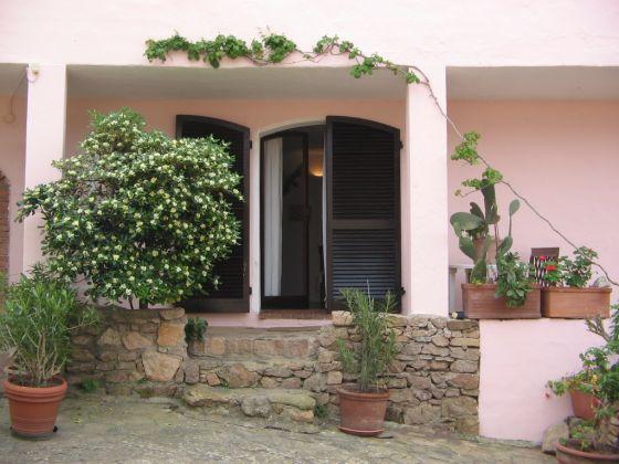 Ingresso Home Gallery Porto Cervo