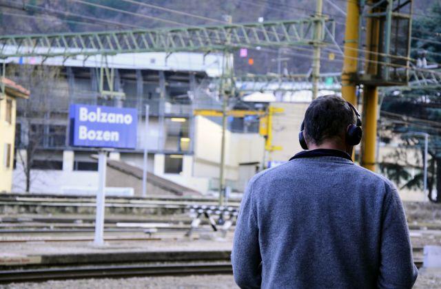 Un'audioguida permanente per la città di Bolzano. Ph. Beatrice Catanzaro