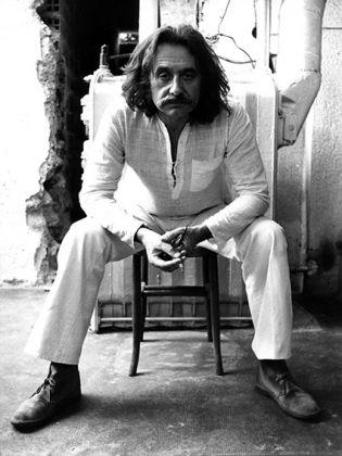 Ettore Sottsass, 1973. Fotograf unbekannt. Courtesy Studio Ettore Sottsass