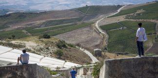Viaggio in Sicilia 7, residenza Gibellina, Cretto di Burri. Ph. Leonardo Scotti