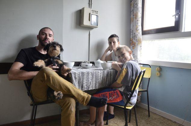 Famiglia Cametti, ex Villaggio Eni
