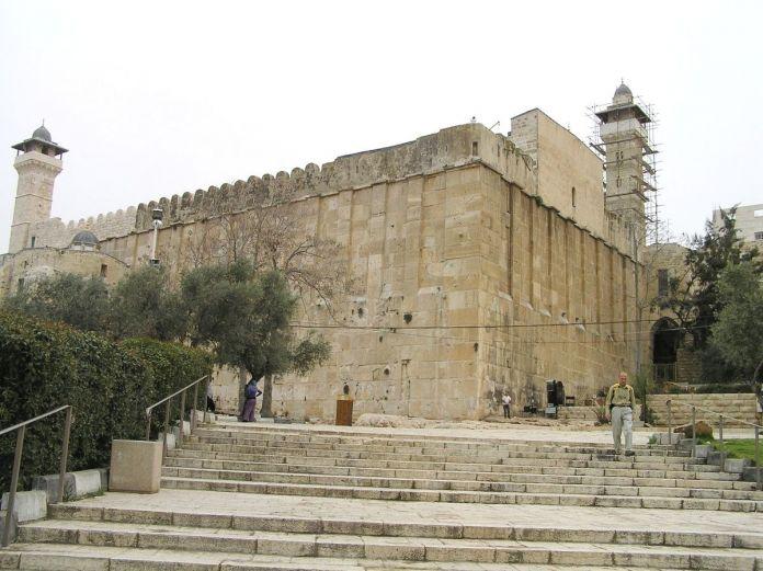 La tomba dei Patriarchi