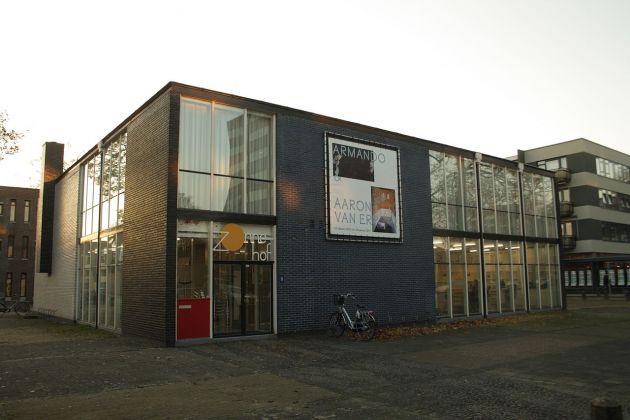 Il Padiglione di Gerrit Rietveld a Amersfoort
