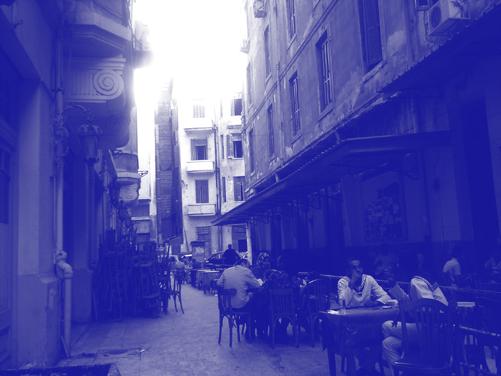 A sonic map of Alexandria, A Short Encounter