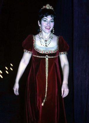 Paris dernière de Tosca 1965 © Fonds de Dotation Maria Callas