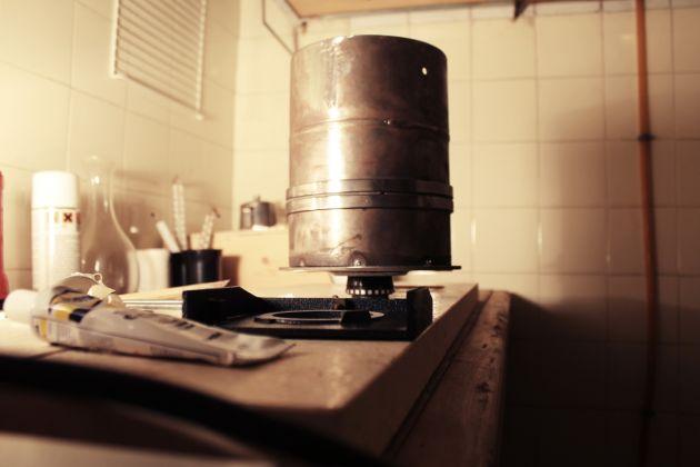 LSF-Laboratorio Sperimentale di Fotografia. Foto Studio Mare