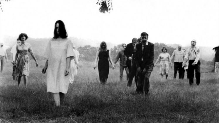George A. Romero, Night of the Living Dead (1968)