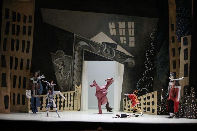 Parade 2007, Fondazione Teatro dell'Opera di Roma, Archivio Storico, foto di scena